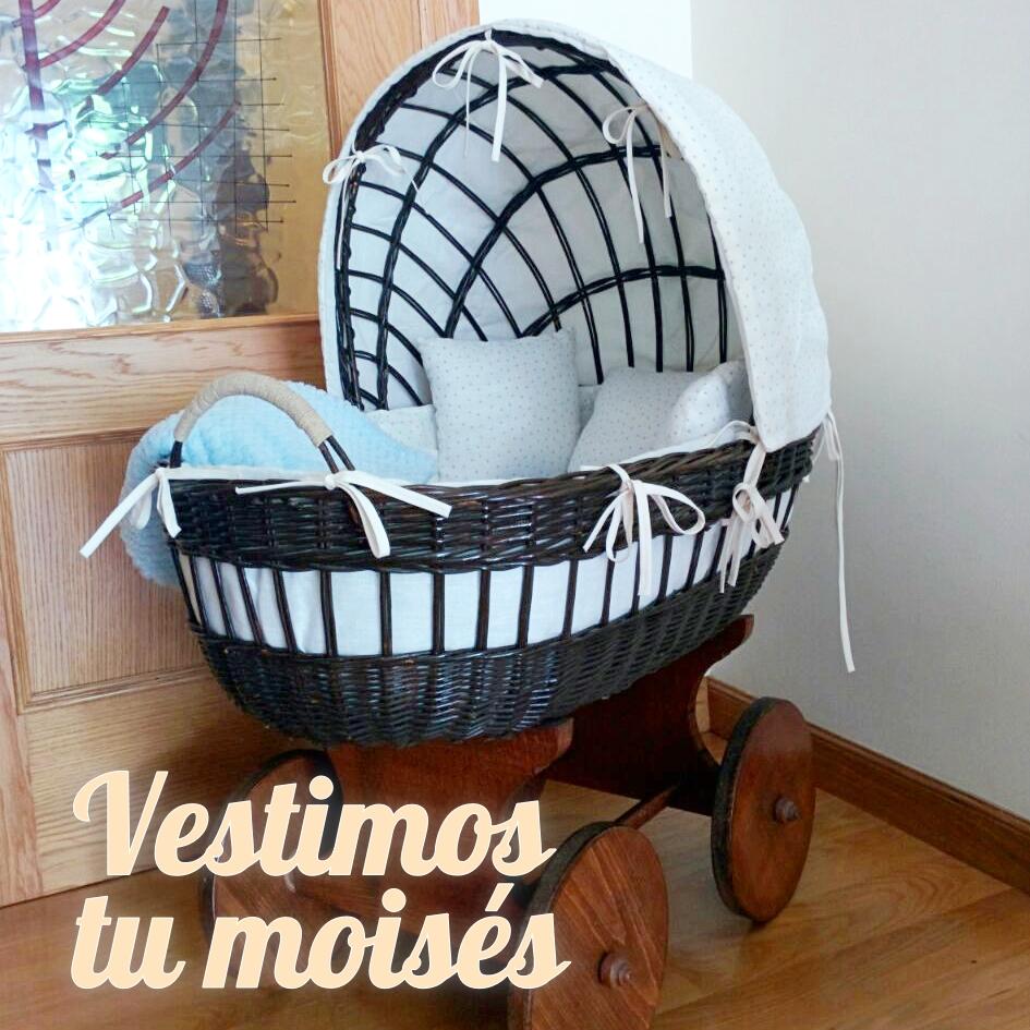 Hora de vestir tu cuna antigua, y hacerla muy especial para tu bebé