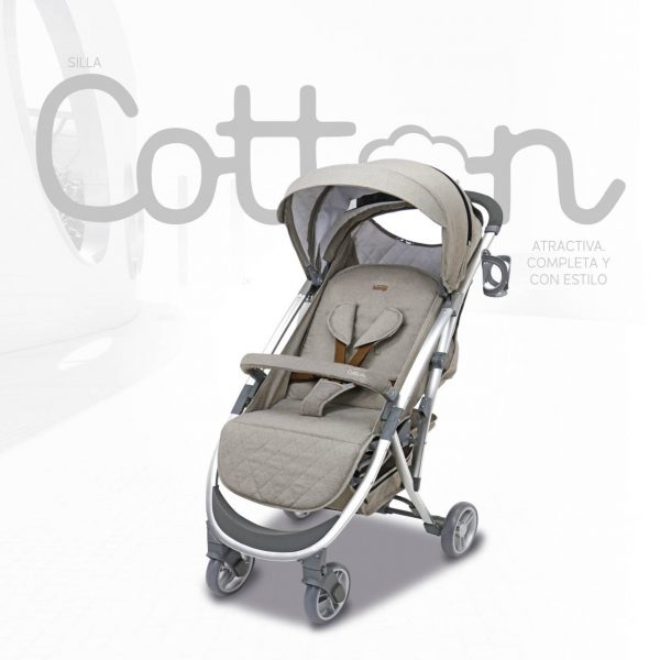 SILLA DE PASEO COTTON