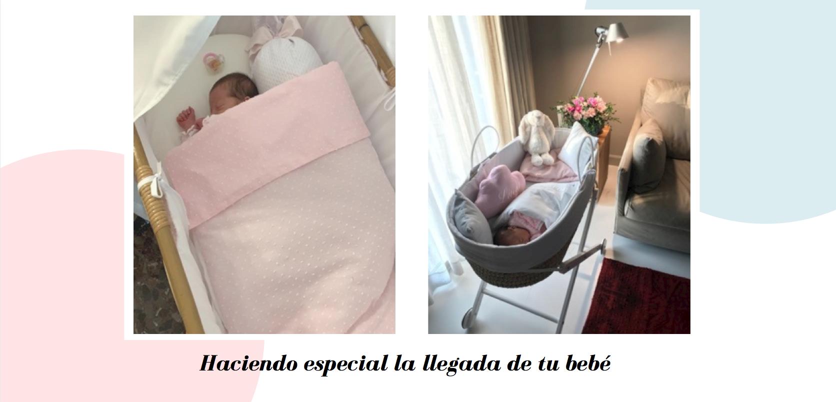 moises, cunas y camas artesanales para bebe Mimitos Home