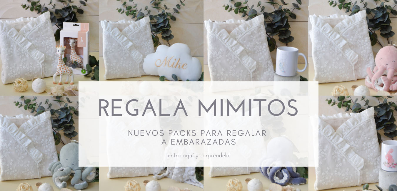 PACKS DE REGALO PARA EMBARAZADAS