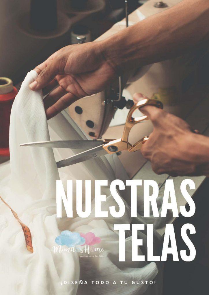 CATALOGO DE TELAS MIMITOS HOME
