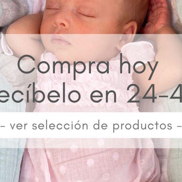 ENVÍO INMEDIATO 24-48 HORAS